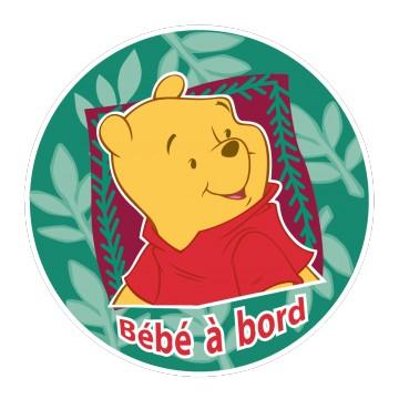 Stickers Bébé à Bord
