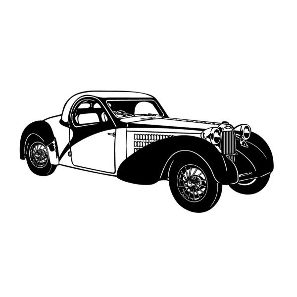 stickers voiture ancienne france stickers. Black Bedroom Furniture Sets. Home Design Ideas