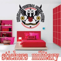 Stickers Military