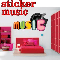 Stickers Music