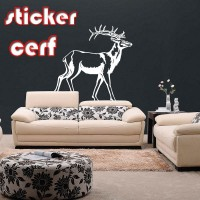 Stickers Cerf 3