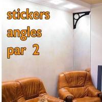 Stickers Angles Psychédélique par 2