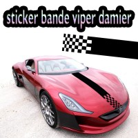 Sticker Tuning Bandes Viper 1
