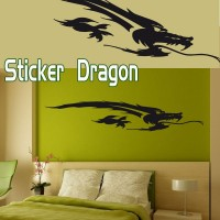 Stickers Dragon 9