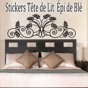 Stickers Tête de Lit 21