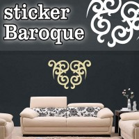 Stickers Baroque 17