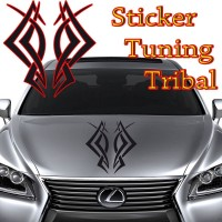 Stickers Tuning Tribal 10