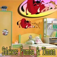 Pumba et Timon 1