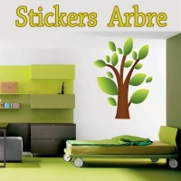 stickers Arbre 5