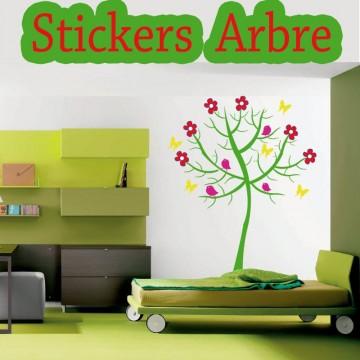 stickers Arbre Poétique 1