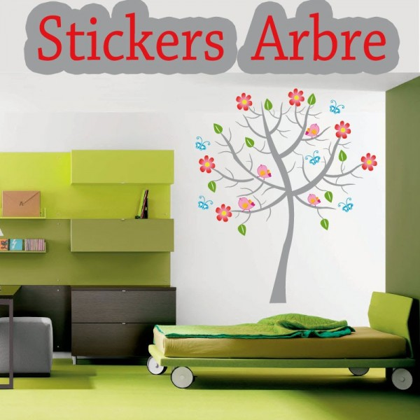 stickers arbre po tique france stickers. Black Bedroom Furniture Sets. Home Design Ideas
