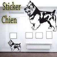 stickers Chien 1