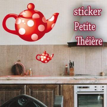 Stickers Théière 1