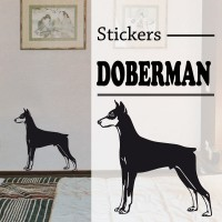 Stickers Chien 5