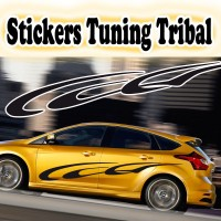 Stickers Tuning Tribal stt3