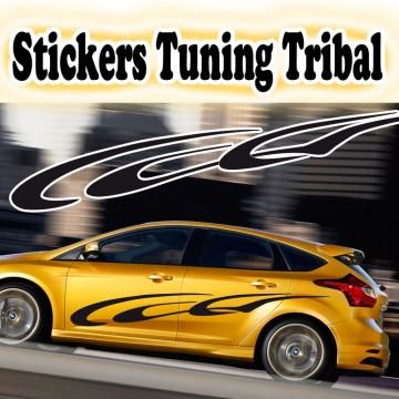 Stickers Tuning Tribal stt3 vendu par 2