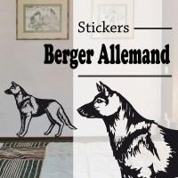 Stickers Chien 6