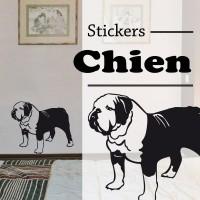 Stickers Chien 7