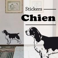Stickers Chien 8