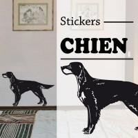 Stickers Chien 9