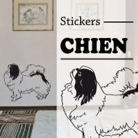 Stickers Chien 10