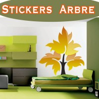 stickers Arbre 10