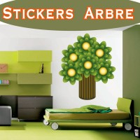 stickers Arbre 11