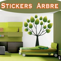 stickers Arbre 12