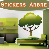 stickers Arbre 13