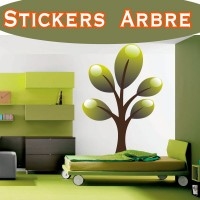 stickers Arbre 15