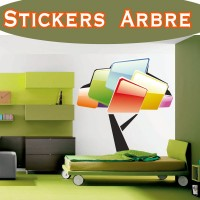 stickers Arbre 16