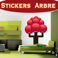stickers Arbre 20