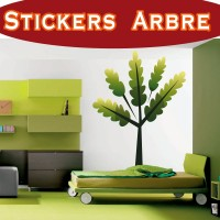 stickers Arbre 21