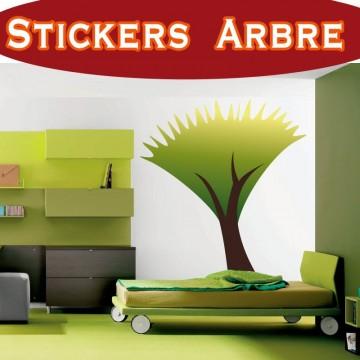 Stickers Autocollant Arbre 22
