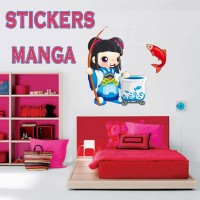 Stickers Manga 23