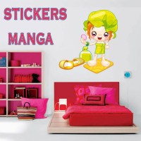 Stickers Manga 24