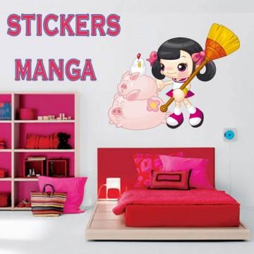 Stickers Manga 25