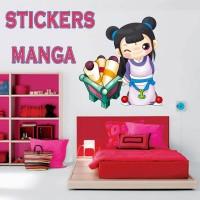 Stickers Manga 27