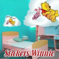 Stickers Winnie Bonne Nuit 1