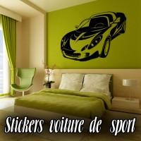 Stickers Voiture de Sport 8