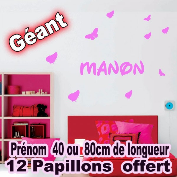 stickers pr nom personnalis france stickers. Black Bedroom Furniture Sets. Home Design Ideas