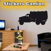 Stickers Camion de Guerre