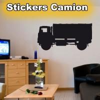 Stickers Camion de Guerre scg2