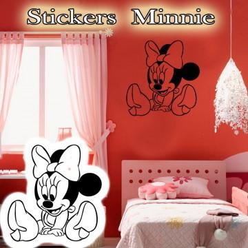 stickers Minnie