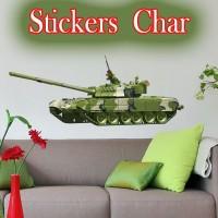 Stickers Char de Guerre scg6
