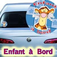Stickers Enfant à Bord