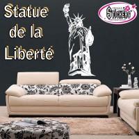 Stickers Statue de la Liberté 3