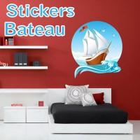 Stickers Bateau 2