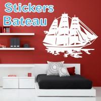 Stickers Bateau 4