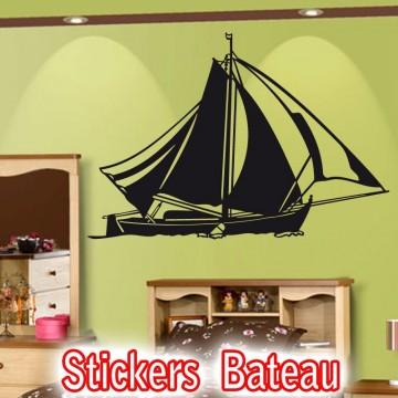 Stickers Bateau 5